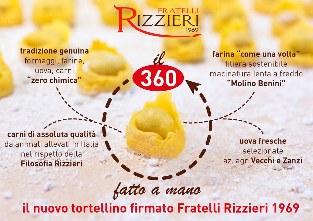 """Macelleria Rizzieri Tortellini """"il360"""""""