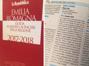 Guida ai sapori e ai piaceri dell'Emilia Romagna