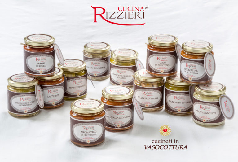 linea cucinati in vasocottura Rizzieri