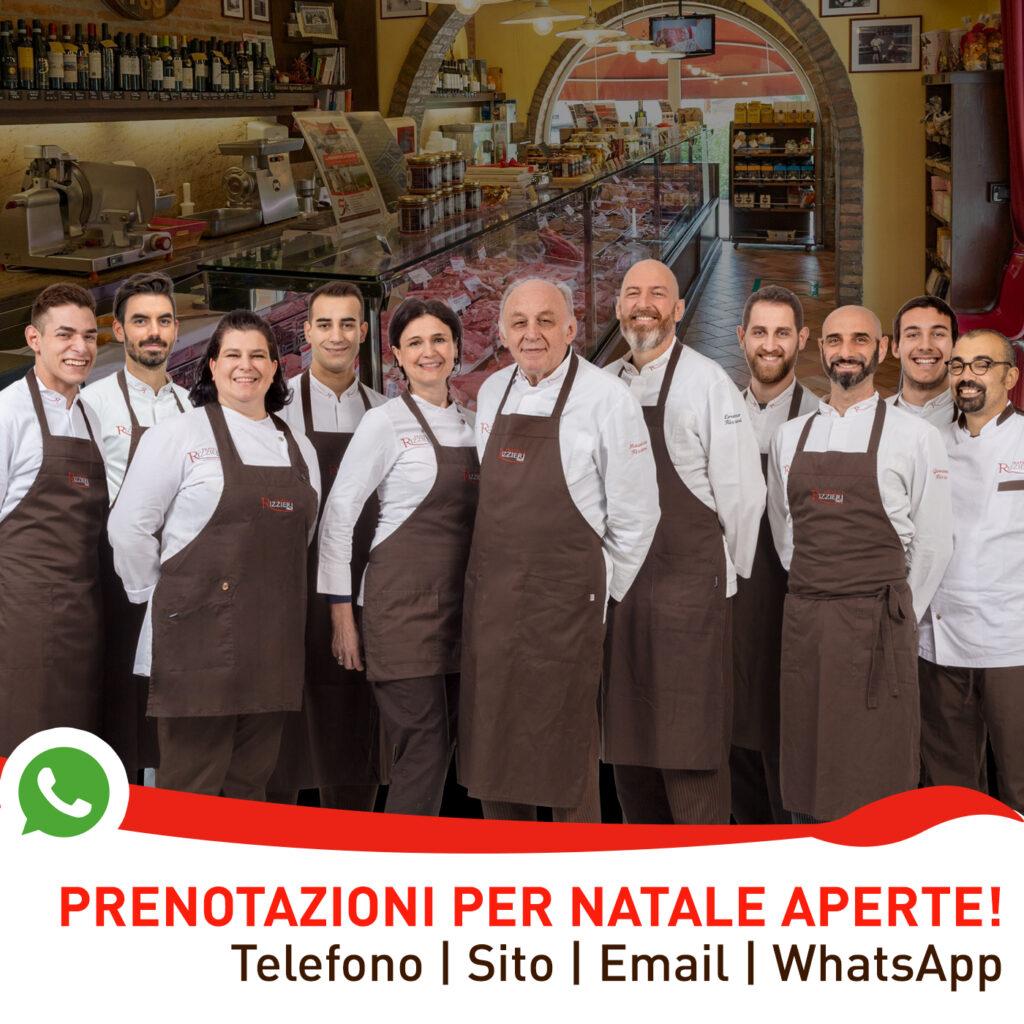 prenotazioni Macelleria Rizzieri